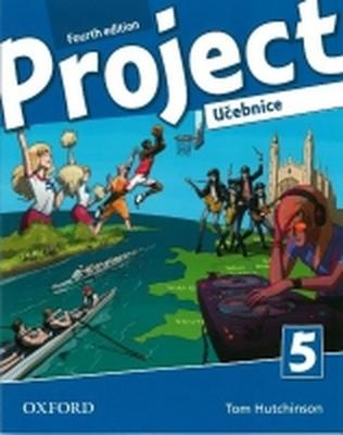 Obrázok Project Fourth Edition 5 Učebnice