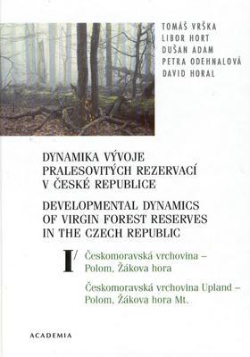 Obrázok Dynamika vývoje pralesovitých rezervací v České Republice I