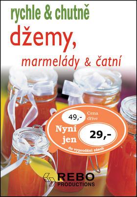Obrázok Džemy, marmelády a čatní