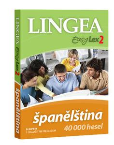 Obrázok EasyLex 2 španělština