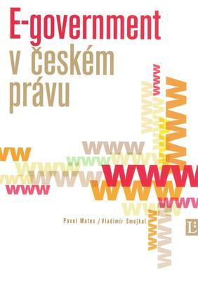 Obrázok E-government v českém právu
