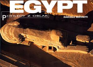 Obrázok Egypt Pohledy z oblak