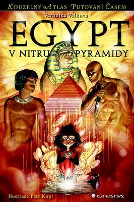 Obrázok Egypt V nitru pyramidy