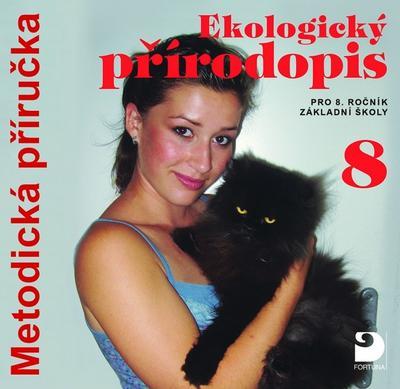 Obrázok Ekologický přírodopis pro 8. ročník základní školy na CD - Metodická příručka