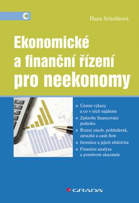 Obrázok Ekonomické a finanční řízení pro neekonomy