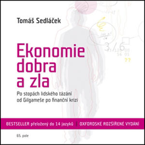 Obrázok Ekonomie dobra a zla (Audiokniha na CD)