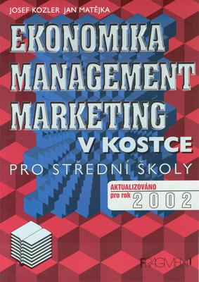 Obrázok Ekonomika, management, marketing v kostce pro střední školy