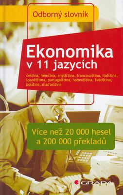 Obrázok Ekonomika v 11 jazycích