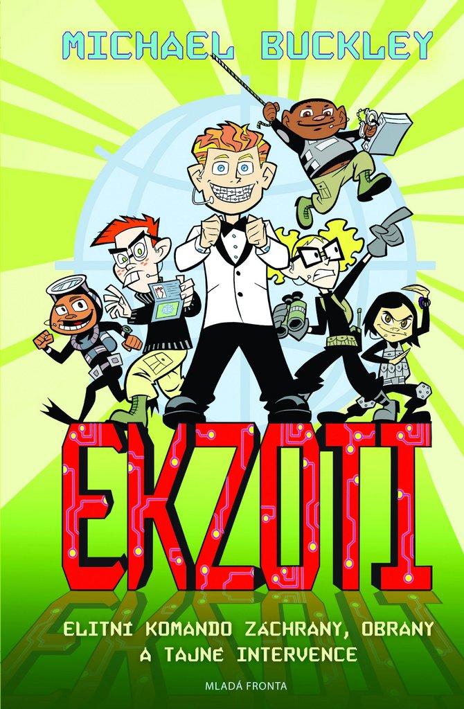 EKZOTI - Michael Buckley