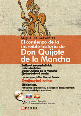 Obrázok El comienzo de la increíble historia de Don Quijote de la Mancha