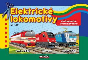 Obrázok Elektrické lokomotivy