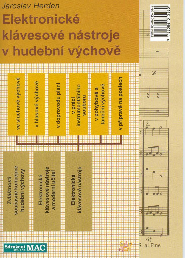 Elektronické klávesové nástroje - Jaroslav Herden