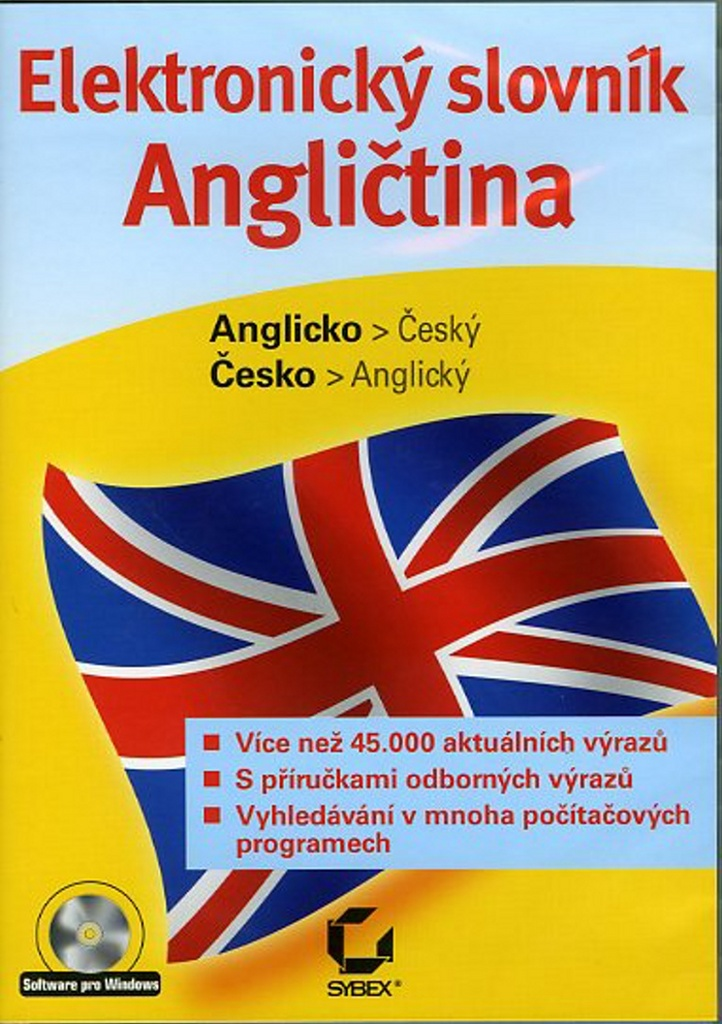 Elektronický slovník Angličtina