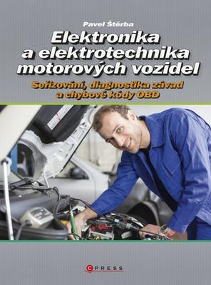Obrázok Elektronika a elektrotechnika motorových vozidel