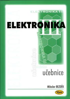 Obrázok Elektronika III.