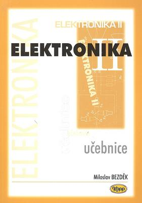 Obrázok Elektronika II.učebnice