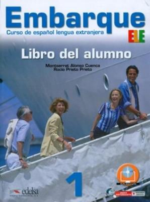 Obrázok Embarque 1 (Libro del alumno, učebnice)