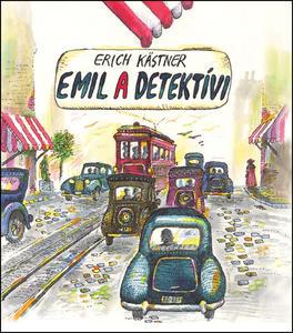 Obrázok Emil a detektívi
