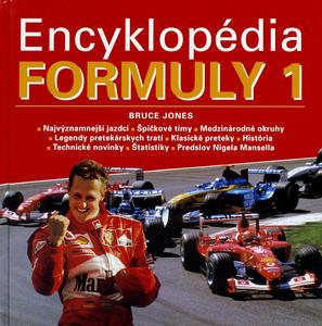 Obrázok Encyklopédia formuly 1