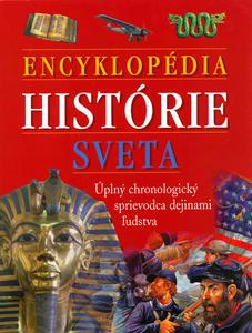 Obrázok Encyklopédia histórie sveta