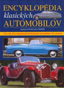 Obrázok Encyklopédia klasických automobilov