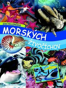 Obrázok Encyklopédia morských živočíchov