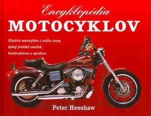 Obrázok Encyklopédia motocyklov
