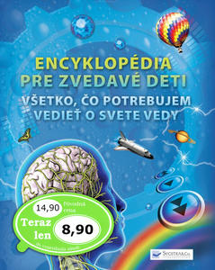 Obrázok Encyklopédia pre zvedavé deti