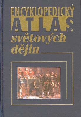 Obrázok Encyklopedický atlas sv.dějin