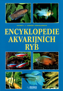 Obrázok Encyklopedie akvarijních ryb