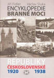 Obrázok Encyklopedie branné moci Republiky československé 1920-1938