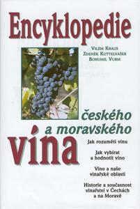Obrázok Encyklopedie česk.a morav.vína