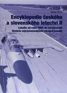 Obrázok Encyklopedie českého a  slovenského letectva