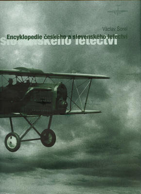 Obrázok Encyklopedie českého a slovenského letectví