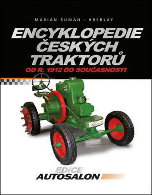 Obrázok Encyklopedie českých traktorů