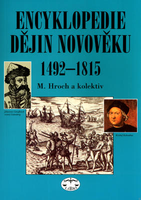Obrázok Encyklopedie dějin novověku 1492-1815