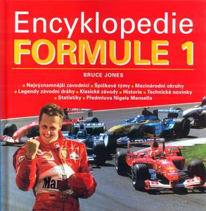 Obrázok Encyklopedie Formule 1