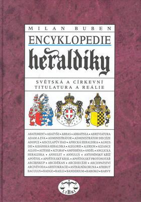 Obrázok Encyklopedie heraldiky