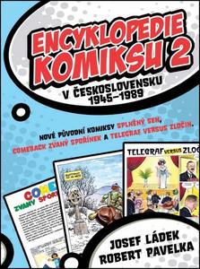 Obrázok Encyklopedie komiksu 2 v Československu 1945–1989