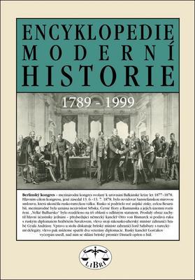 Obrázok Encyklopedie moderní historie