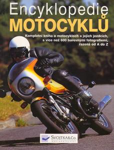Obrázok Encyklopedie motocyklů