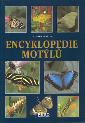 Obrázok Encyklopedie motýlů