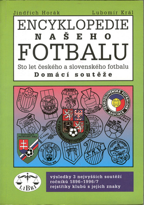 Obrázok Encyklopedie našeho fotbalu