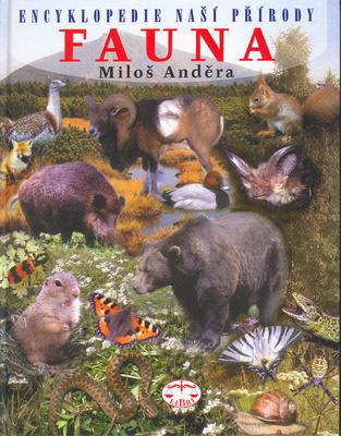 Obrázok Encyklopedie naší přírody Fauna