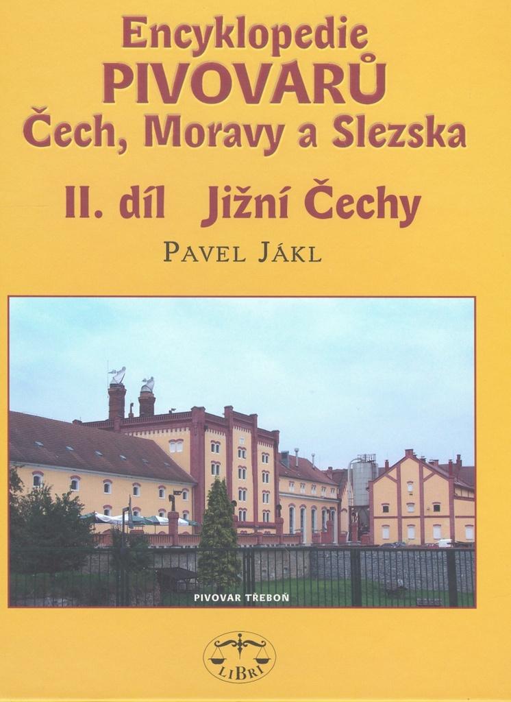 Encyklopedie pivovarů Čech, Moravy a Slezska II. díl - Pavel Jákl