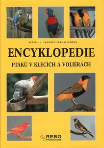 Obrázok Encyklopedie ptáků v klecích a voliérách