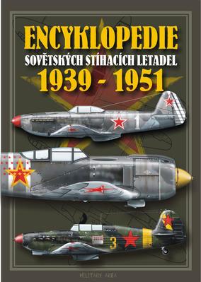 Obrázok Encyklopedie sovětských stíhacích letadel 1939-1951