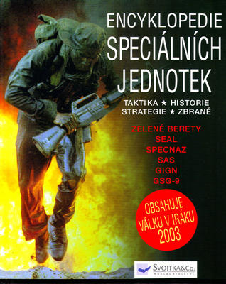 Obrázok Encyklopedie speciálních jednotek