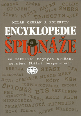 Obrázok Encyklopedie špionáže