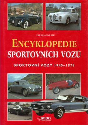 Obrázok Encyklopedie sportovních vozů
